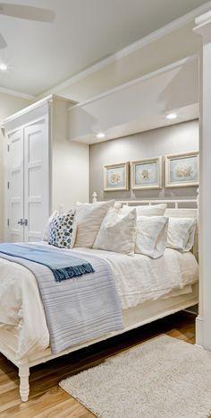 built in wardrobe around bed - Google Search | Built-ins around bed