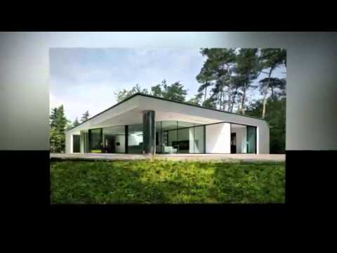 Modern Bungalow House Designs And Floor Plans - YouTube