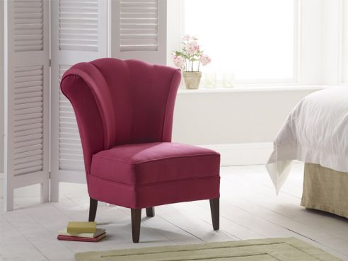 Bedroom Modern Chairs: Upholstered, Studded & Cushioned