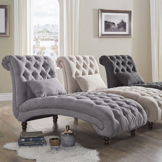 Buy Chaise Lounges Living Room Chairs Online at Overstock | Our Best