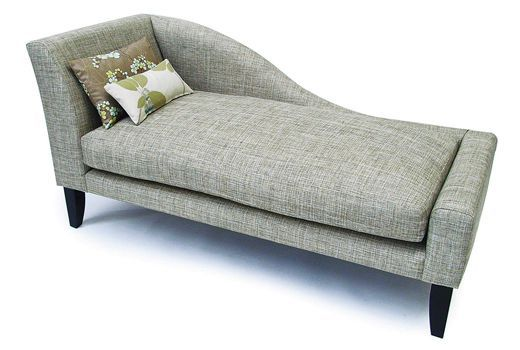 Modern Chaise Lounge Chair For Bedroom