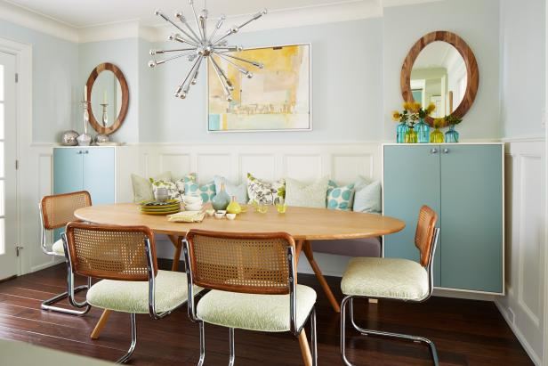 10 Chandeliers That Are Dining Room Statement-Makers | HGTV's