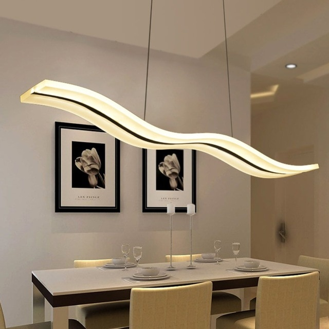 Led Modern Chandeliers For Kitchen Light Fixtures Home Lighting
