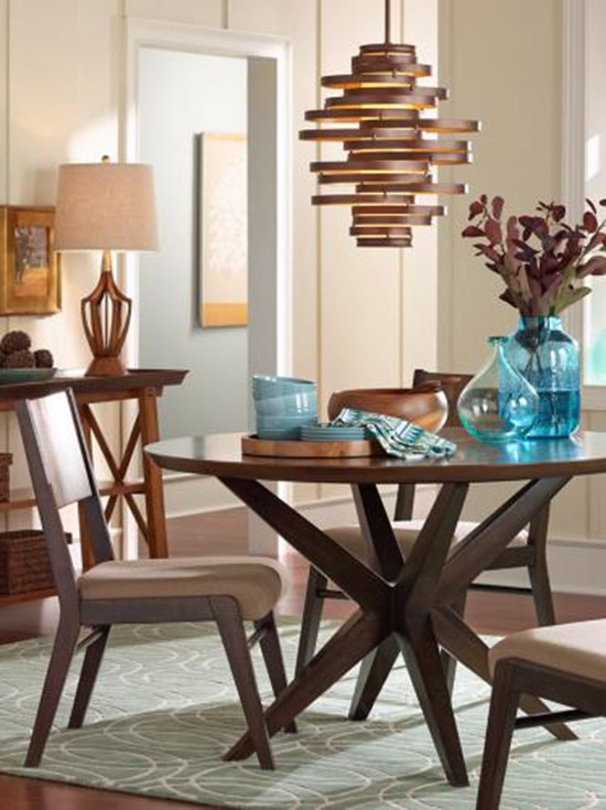 How to Select the Perfect Dining Room Chandelier - Ideas & Advice