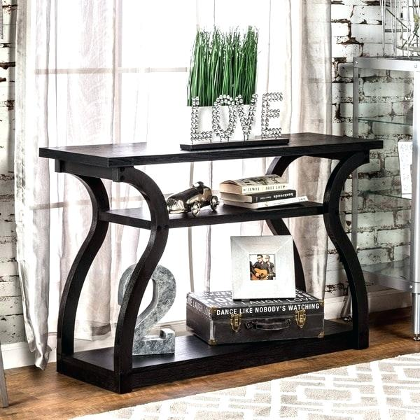 Modern Console Table Console Table Modern Console Table With Mirror