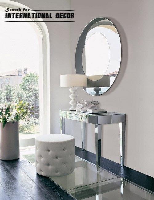 entrance table and mirror design u2013 Loris Decoration