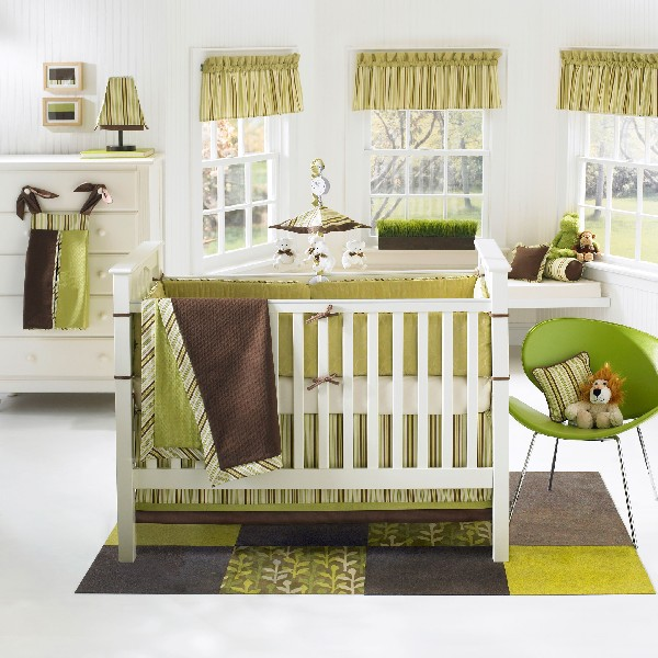 Choosing Modern Crib Bedding Sets | Ediee Home Design