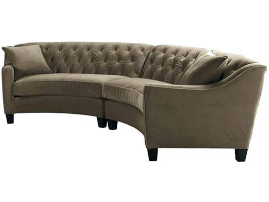 Curved Sectional Sofa Modern Style And Traditional Leather Sofas