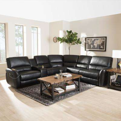 Modern - Reclining - Curved - Sectionals - Living Room Furniture
