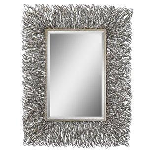 Modern & Contemporary Decorative Wall Mirrors Sets | AllModern