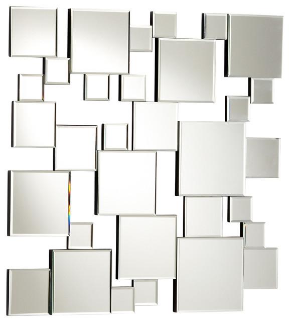 Contemporary Wall Mirrors Decorative Design : Create Contemporary