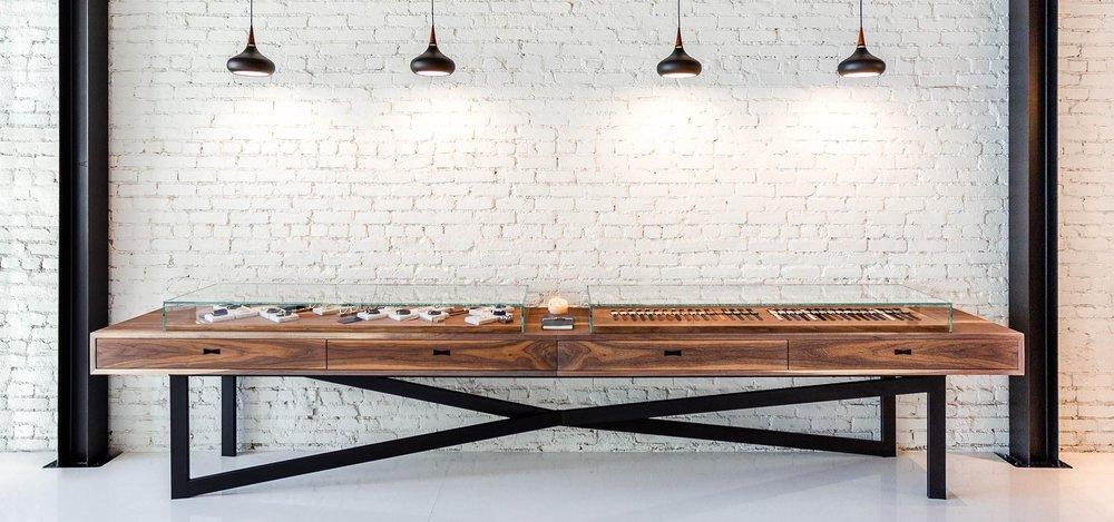 Analog Modern - Design Studio and Furniture Manufacturer in Brooklyn