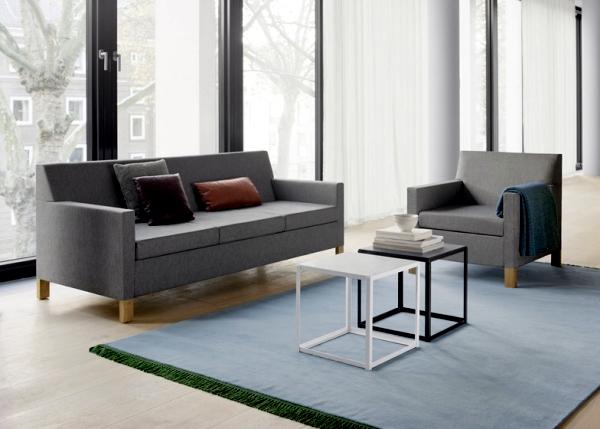 Designer furniture from e15 represent the modern designs | Interior