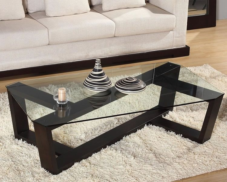 Glass Topped Coffee Tables for Small Houses | Home | Pinterest