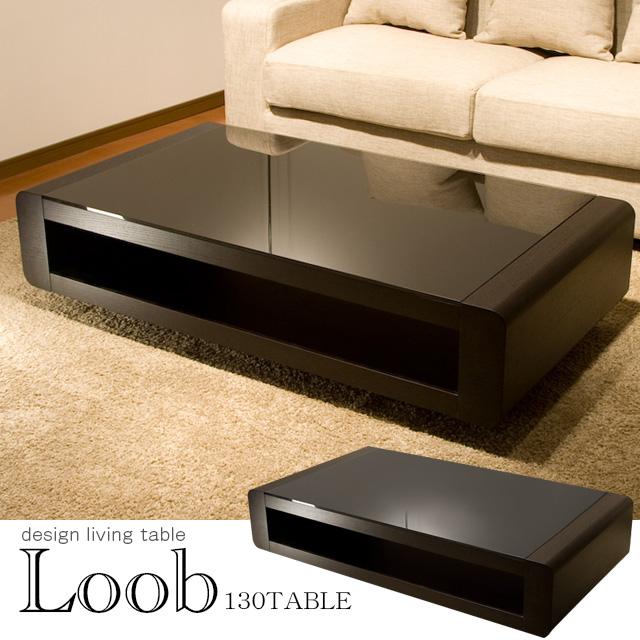 auc-gekiyasu: (Living table) modern & cool a design table living