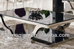 Glass Center Table Design For Living Room - Living Room Ideas