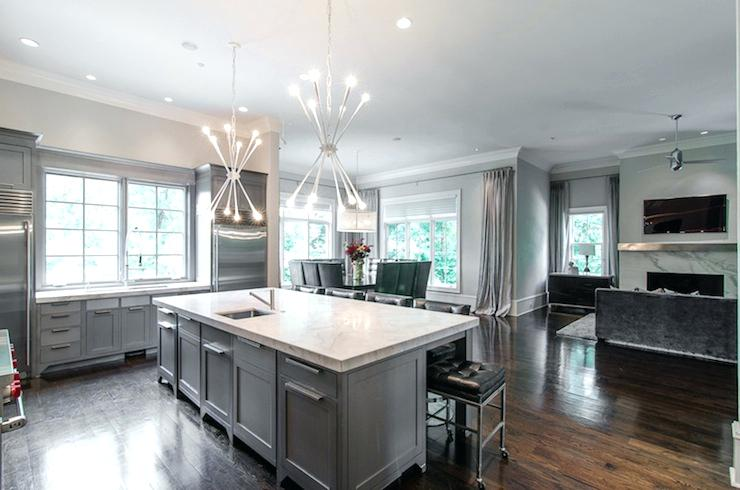Grey Kitchens Best Designs Upgrade Kitchen With Kitchens Best