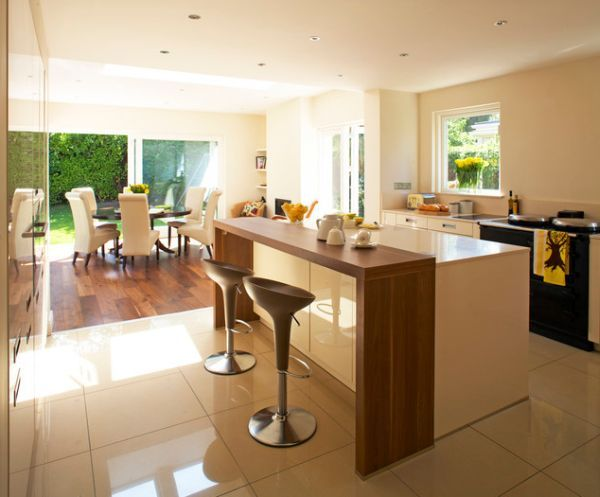 How To Design A Contemporary Breakfast Kitchen | Kitchen | Kitchen