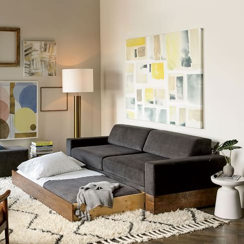 Modern and Contemporary Sofas & Loveseats | west elm | HOME DECOR