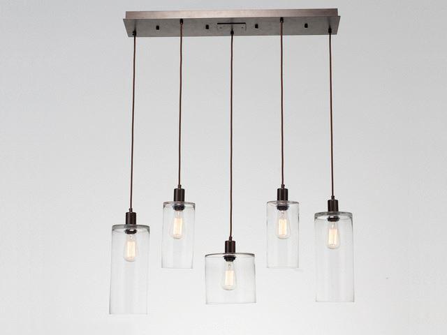 Modern linear pendant chandelier for a lovely home u2013 DesigninYou