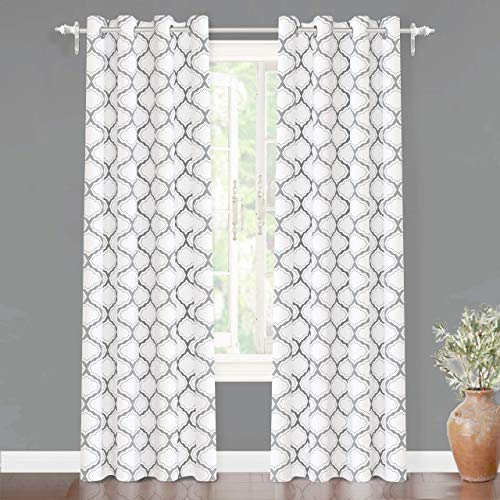Modern Living Room Curtains: Amazon.com