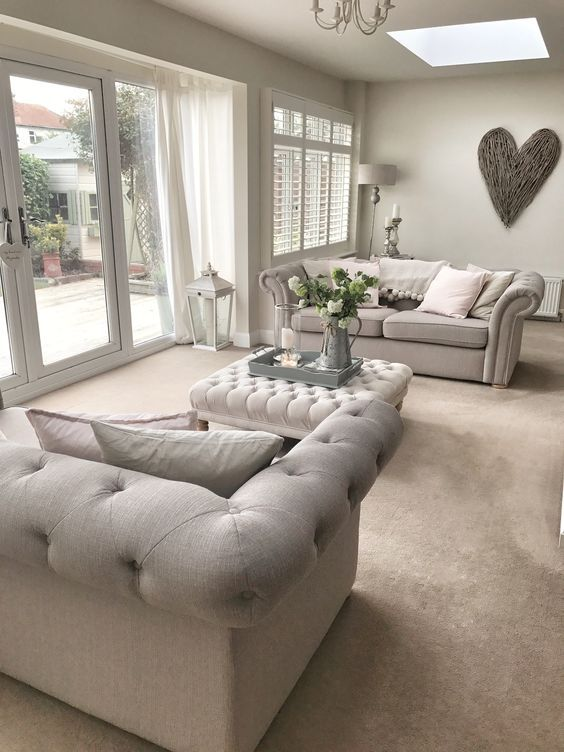 5 Ways To Update Your Living Room On A Budget | { HOUSE
