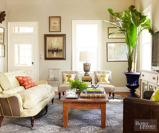 Budget Living Room Ideas | Better Homes & Gardens