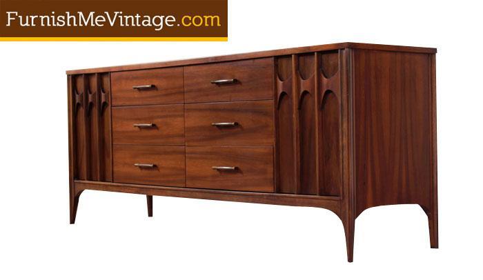 Mid Century Modern Long Dresser by Kent Coffey