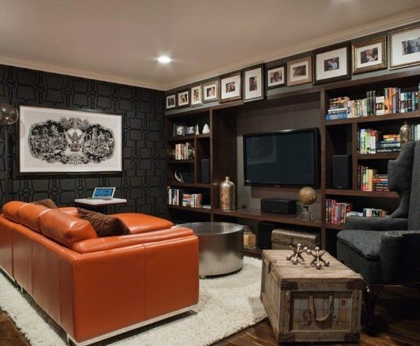 100 Of The Best Man Cave Ideas | Man Cave Ideas | Media room design