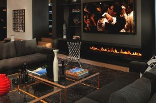 3 Tips And 26 Ideas To Create An Ultimate Man Cave - DigsDigs