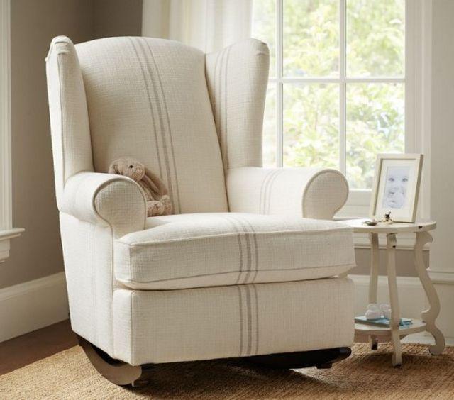 rocker for baby room navy glider chair modern glider chair nursery