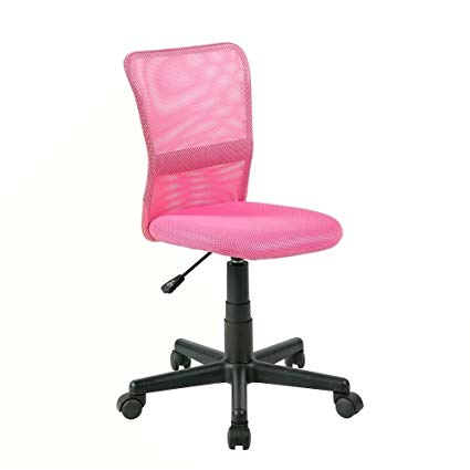 Amazon.com: EuroStile Desk Chair Mid-Back Adjustable Mesh Chair