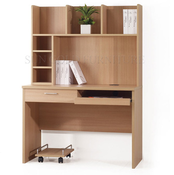 Modern Cheap price kids study table with home office wood reading