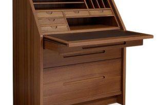 JM501 Roll-top Desk - Scan Design | Modern & Contemporary Furniture