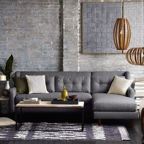 Modern Sectional Sofas For Small Spaces - Ideas on Foter