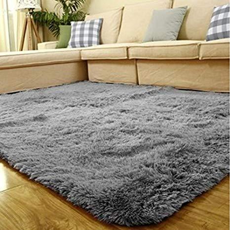 Modern Shag Area Carpet