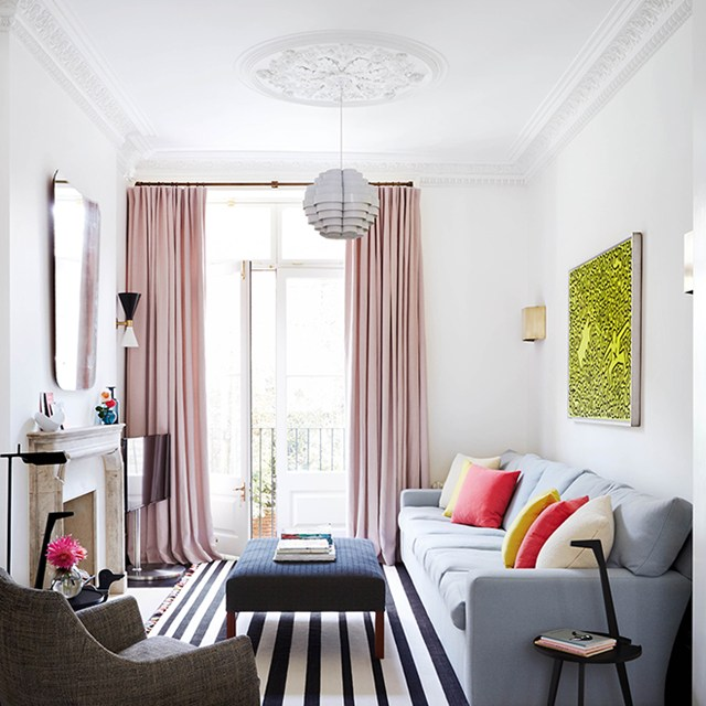 Small Room Design: perfect decor furnishing a small living room