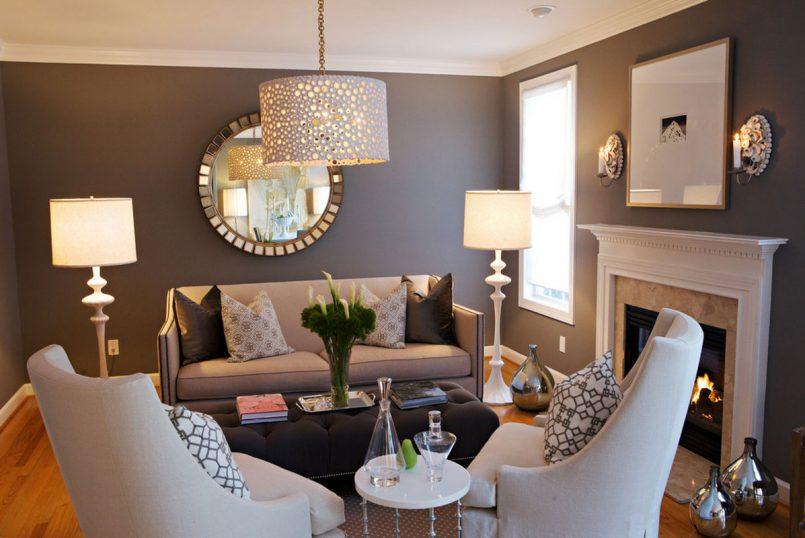 Living Room Contemporary Living Room Designs For Small Apartment