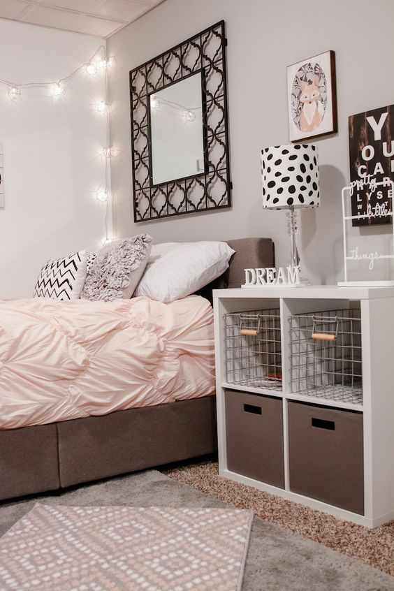 teens bedroom decor (13) u2026 | House ideas | Girl u2026
