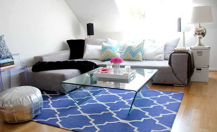 Decorate your living room with modern rugs u2013 darbylanefurniture.com