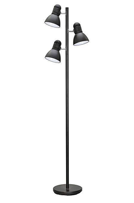 Amazon.com: Aspen Creative 45002-1, 3-Light Adjustable Tree Floor