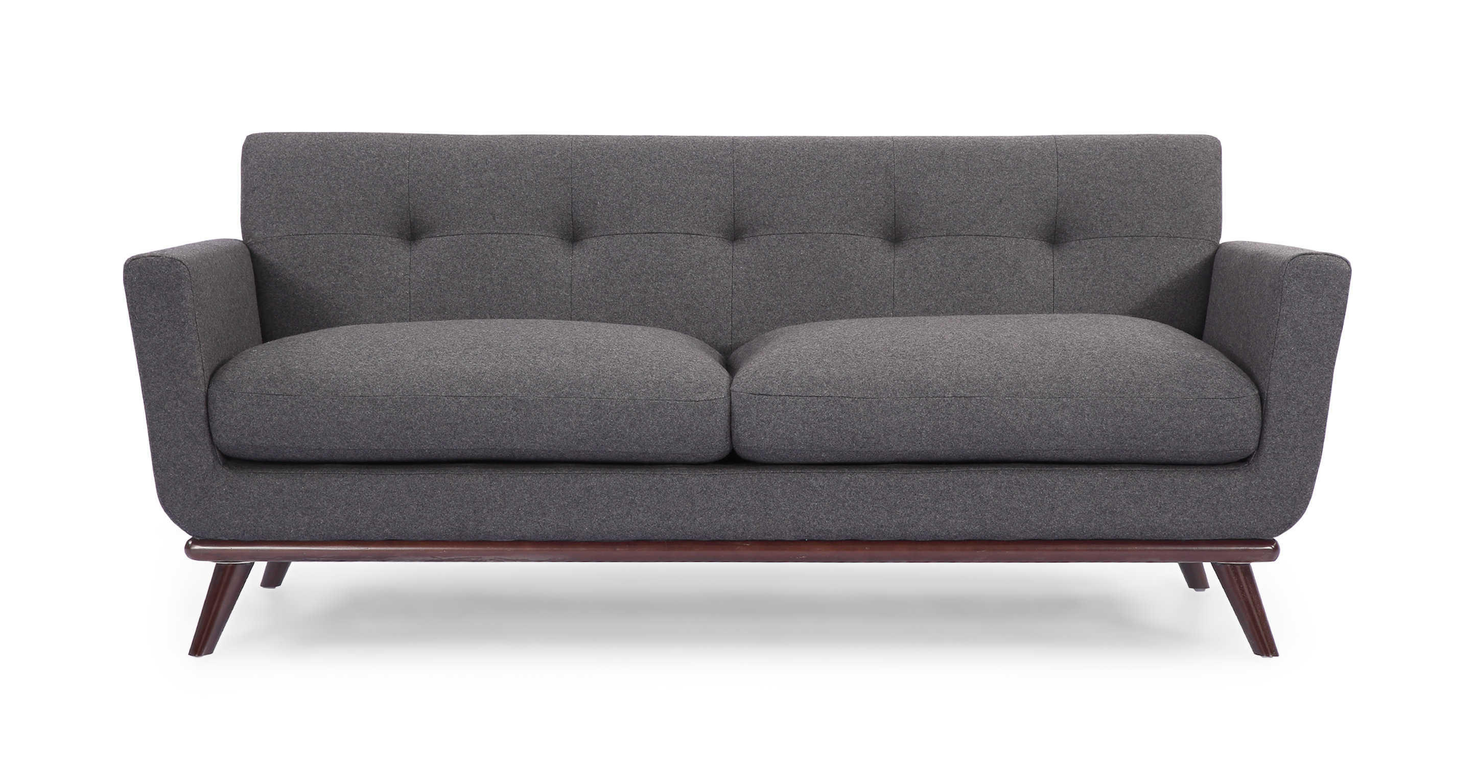 Corrigan Studio Luther Mid-Century Modern Vintage Sofa & Reviews | Wayfair