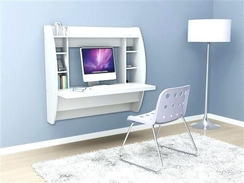 Diy Wall Mounted Folding Desk Full Size Of Wall Mounted Folding