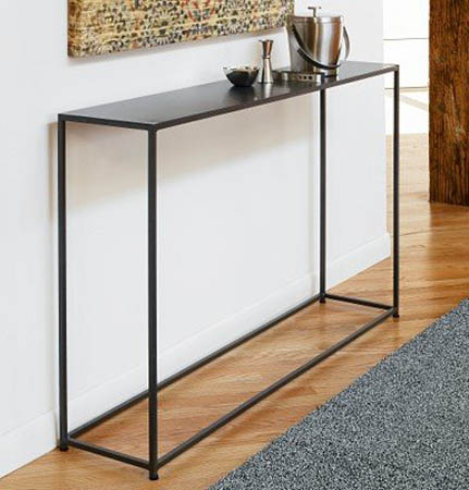 Room Design Trends, Modern Console Tables for Interior Decorating