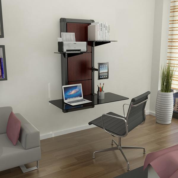 Modern Wall Mount Desk | Home Design, Garden & Architecture Blog