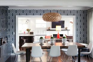 Trendy ideas for selecting your modern wallpaper designs for dining