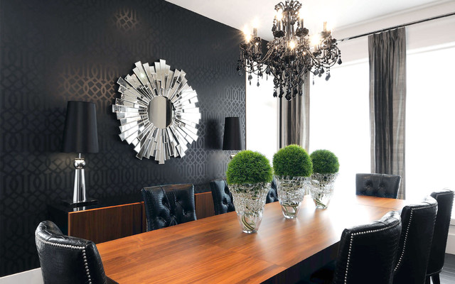 Willowgrove Dining Room - Contemporary - Dining Room - Other - by