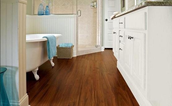 Modern waterproof laminate flooring for bathrooms u2013 DesigninYou