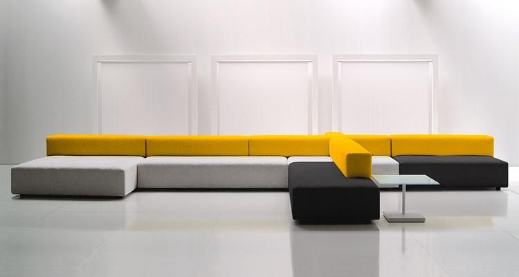 Trendy and beautiful modular couch system u2013 DesigninYou