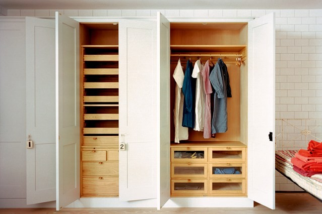 10 Easy Pieces: Modular Closet Systems, High to Low - Remodelista